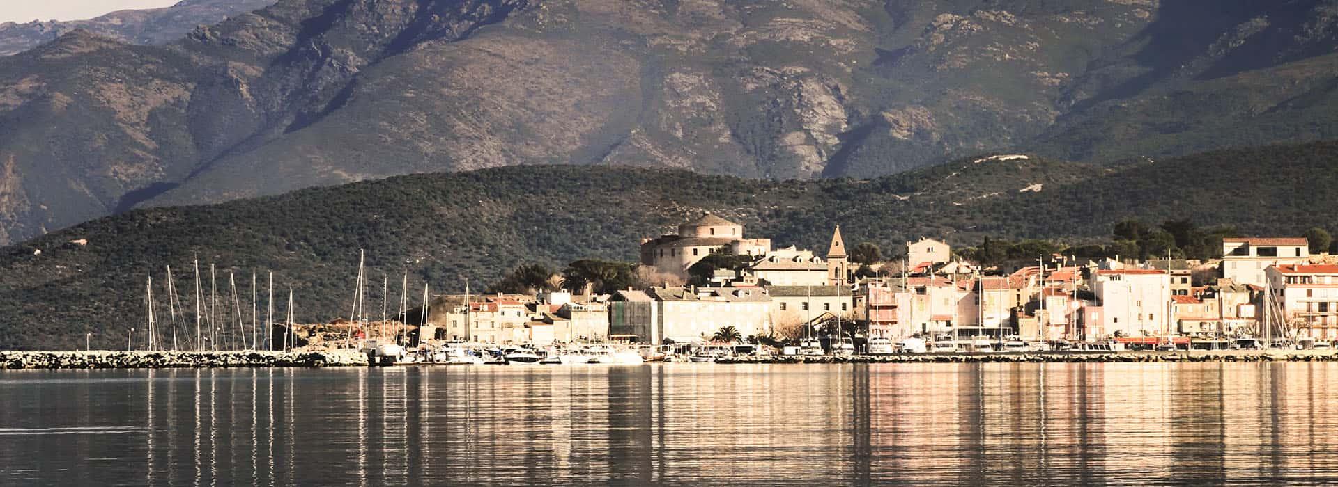 location de bateau à St Florent