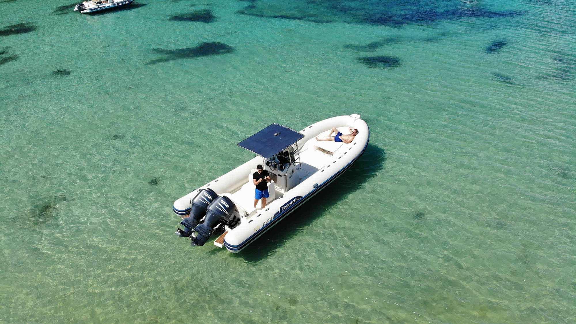 location St florent bateau