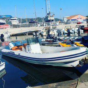location bateau St florent